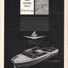 1961 Century Boat Company Ad- Photo of Coronado 21'