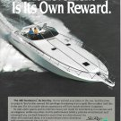 1991 Sea Ray Boats Color Ad- Nice Photo of 480 Sundancer