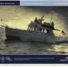2004 Grand Banks Yachts Color Ad- Nice Photo of 42 Europa