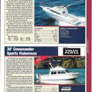2004 Skipjack 262 & Commander 30' New Yachts Reviews & Specs-Photos