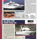 2004 Westport 130 & Sea Sport 3200 New Yachts Reviews ^ Specs- Photos