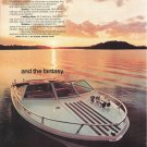 1977 AMF Crestliner Boats Color Ad- Nice Photo