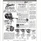1950 Scott- Atwater Outboard Motors Ad- Photos of 4 Models