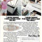 1982 O'Day 28 Sailboat Color Ad- Nice Photo