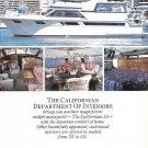 1987 Californian 53 Yacht Color Ad- Nice Photos