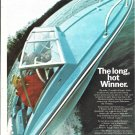 1965 Winner Boat Color Ad- Nice Photo of the Armada