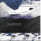 2002 Bertram Yacht Color Ad- Nice Photo