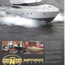 2002 Neptunus 58' Yacht Color Ad- Nice Photos