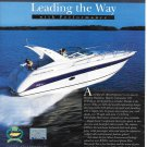 1994 Regal Marine Color Ad- Nice Photo Commodore 322