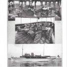1929 J M Densmore 120' Yacht Percianna II Ad- Great Photos