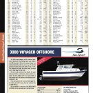 2004 Sea Sport Voyager 3000 Offshore Yacht Review & Specs- Nice Photo