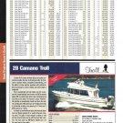 2004 Camano Troll 28 Yacht Review & Specs- Nice Photo