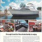 1977 Pacemaker C30 Express Cruiser Color Ad- Nice Photos