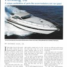 2002 Pershing 52 Yacht Review & Specs- Nice Photos