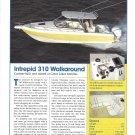 2004 Intrepid 310 Walkaround Yacht Review & Specs- Nice Photo