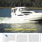 2003 Cruisers 455 Express Motoryacht Review & Specs- Nice Photos