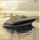2004 Regal 4260 Yacht Color Ad- Nice Photo