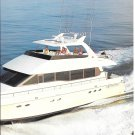 1994 Lazzara 76' Yacht Review & Specs- Nice Photos