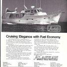 1974 American Marine LTD Ad- Nice Photo Alaskan 49 Diesel Motorship