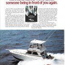 Old Viking 41' Yacht Color Ad- Nice Photo
