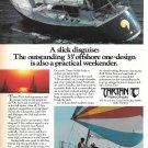 1979 Tartan Marine Tartan T-Ten Yacht Color Ad- Nice Photos