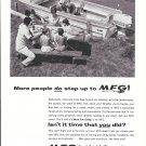 1965 MFG Boat Company Ad- Nice Photo