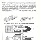 1970 Wynne- Gill 36' Turbine Power Boat Review & Specs