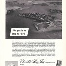 1965 Chubb Insurance Co Ad- Nice Photo of Gratitude, Maryland