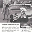 1960 Lone Star Boats Ad- Nice Photo of 14' Capri