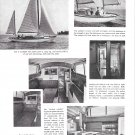 1952 Henry R Hinckley 36' Yacht Review & Specs- Great Photos