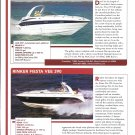 2004 Crownline 270 CR & Rinker Fiesta Vee 390 New Boats Reviews & Specs-Nice Photos