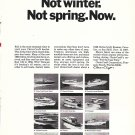 1967 Chris- Craft Yachts Ad- Photos of 12 Models