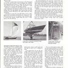 1971 Chance 37 Yacht 2 Page Ad- Photos- Specs