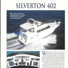 1996 Silverton 402 Yacht Review & Specs- Nice Photos