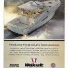 2006 Wellcraft 360 Coastal Yacht Color Ad