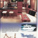 2006 Navigator 48 Classic Yacht Color Ad- Nice Photo