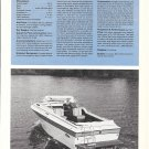 1975 Cruisers Barnegat 22' Boat Review & Specs- Nice Photos