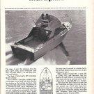 1967 Chris- Craft 28 Corinthian Sports Cruiser Ad- Nice Photo