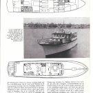 1966 Feadship 91' Yacht Blackhawk III Review & Great Photo