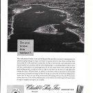 1966 Chubb Insurance Ad- Great Photo of Onset, Massachusetts