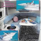 Old Thunderbird Boats Color Ad- Nice Photo of Formula 27 & 31 PC