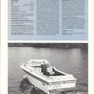 1974 Cruisers 22' Barnegat Boat Review & Specs- Nice Photos