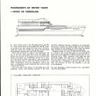 1973 Pacemaker 62' Motor Yacht Review & Specs