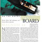 1998 Magnum 44 Yacht Review & Specs- Nice Photo