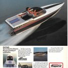 Old Chaparral Boats Color Ad- Nice Photo The Villain