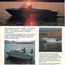 1977 Gulfstream Fury Boat Color Ad- Nice Photos