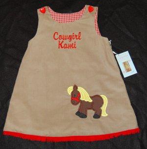 Pony Dress