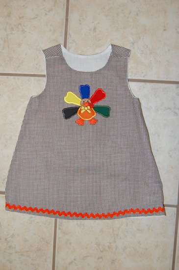 Thanksgiving Turkey Dress