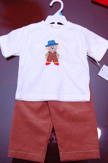 Boys Scarecrow Outfit