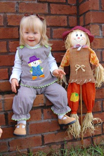Scarecrow Pants Set